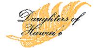 daughters of hawaii logo