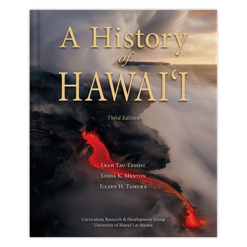 a history of hawaii book cover