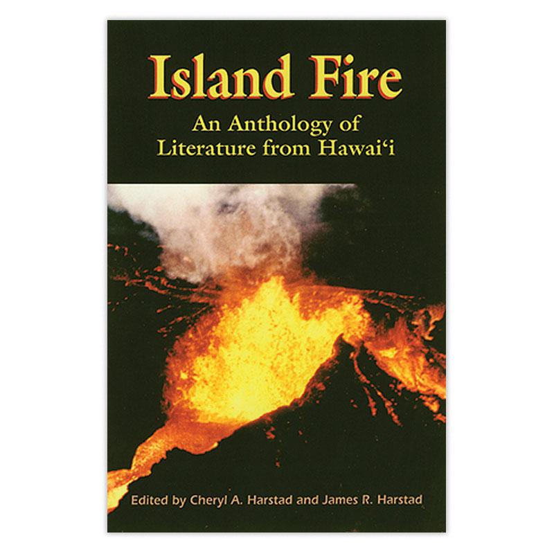 Island Fire book cover