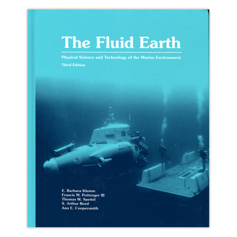 the fluid earth book cover