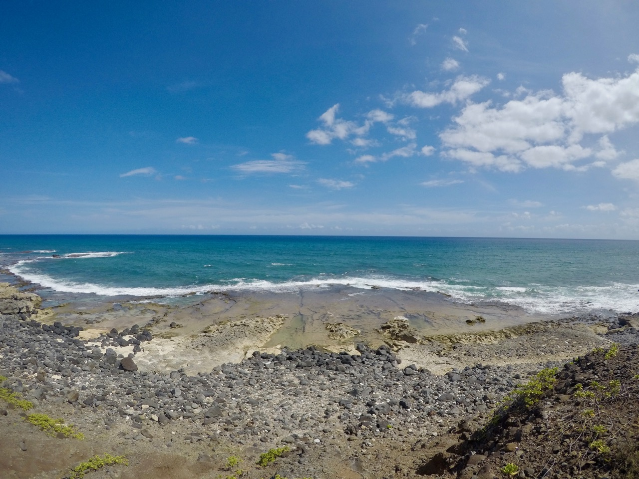 photo of the beach