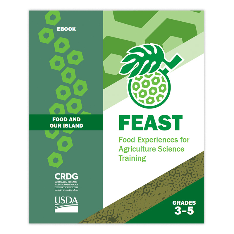 feast student cover graphic