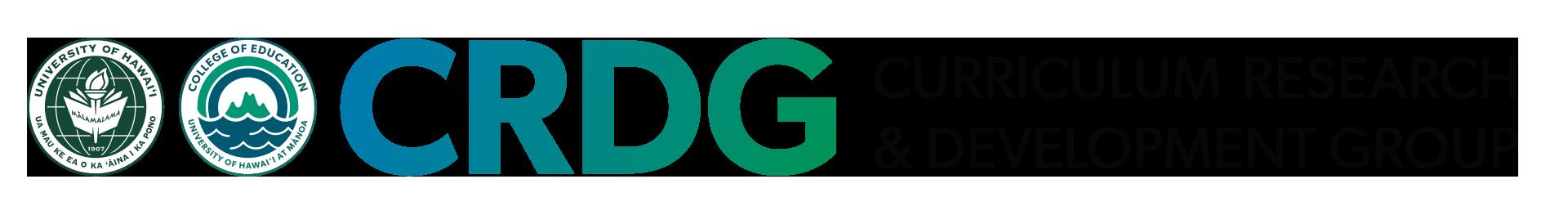 crdg logo graphic