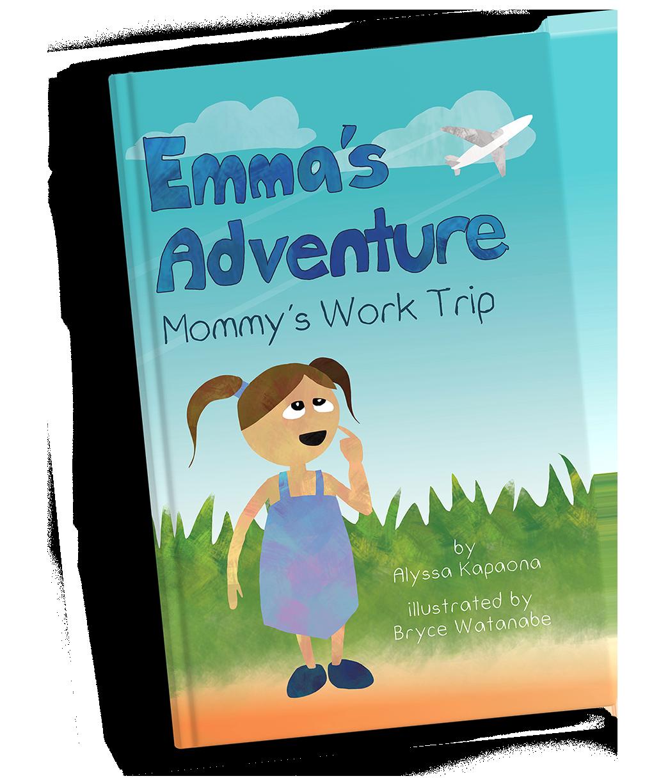 emma's adventure book cover