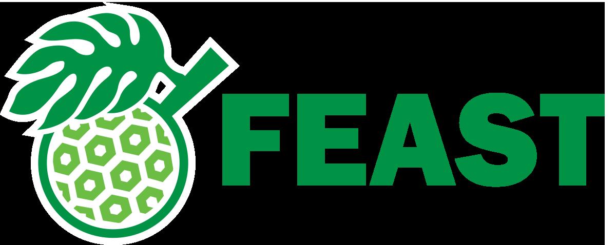 feast logo graphic